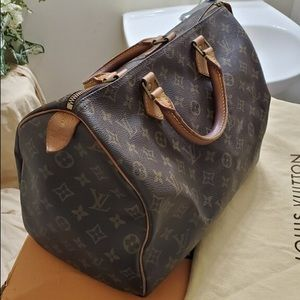 Louis Vuitton Speedy 30 Hand Bag